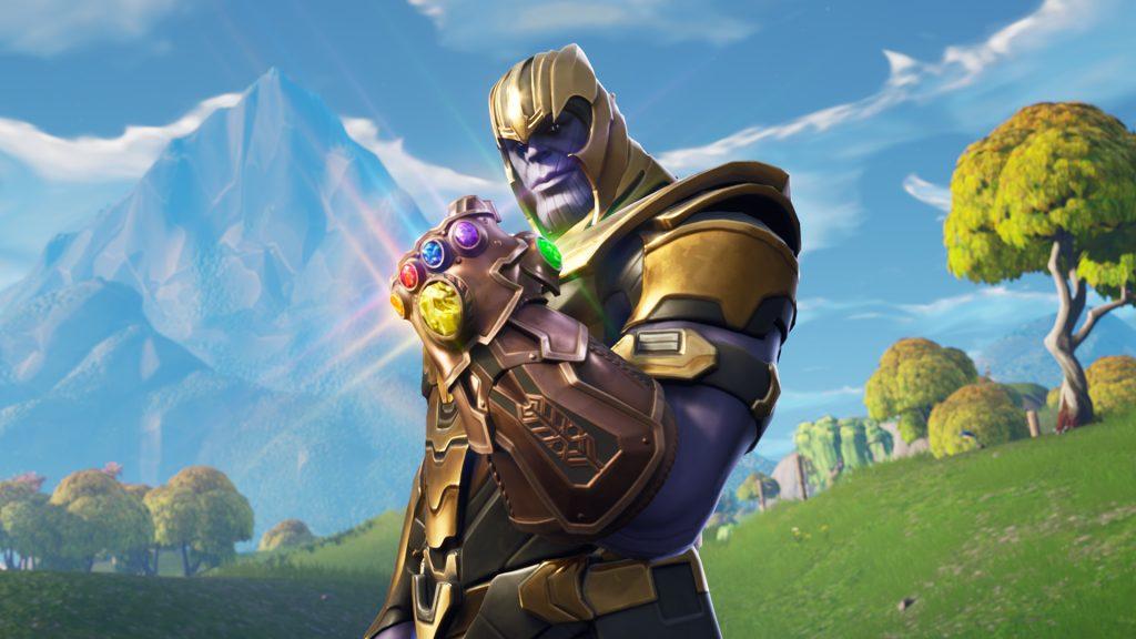 Thanos Fortnite code